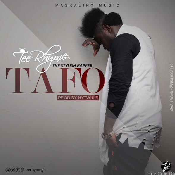 Tee Rhyme – Tafo Prod by NytWulf
