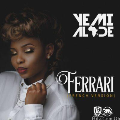 Yemi Alade Ferrari French Version