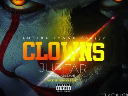 Jupitar Clowns Prod by Brainy Beat