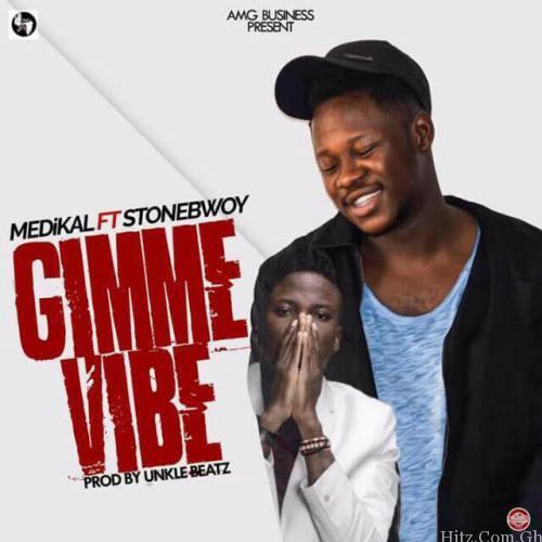 Medikal Gimme Vibes ft