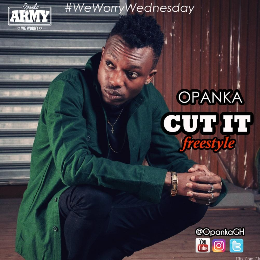 Opanka Cut It Freestyle