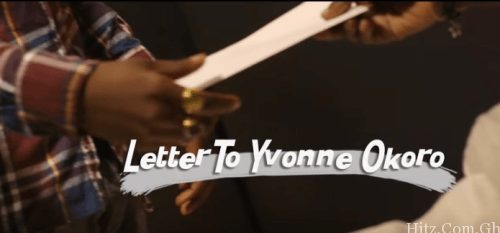 letter to yvonne okoro