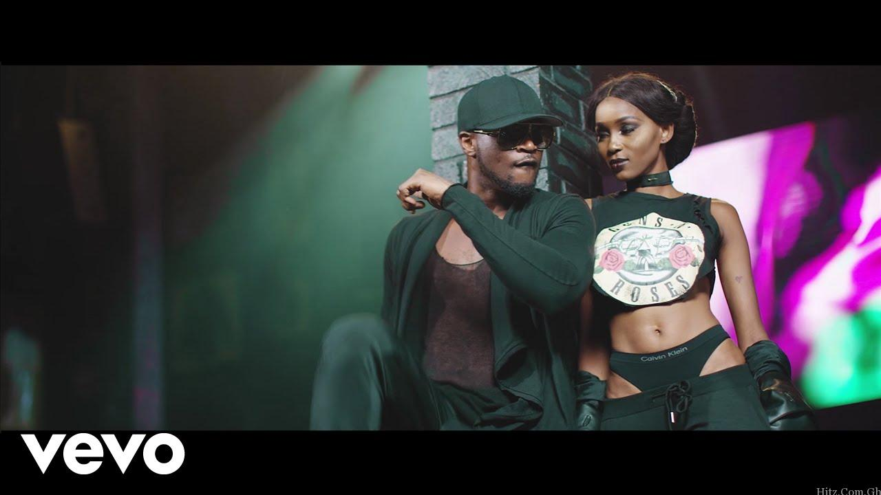 p square away official video
