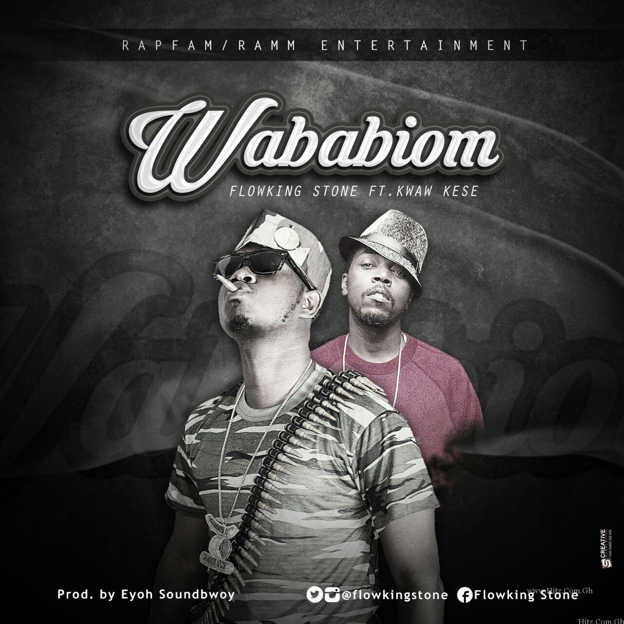 Flowking Stone Wababiom Feat