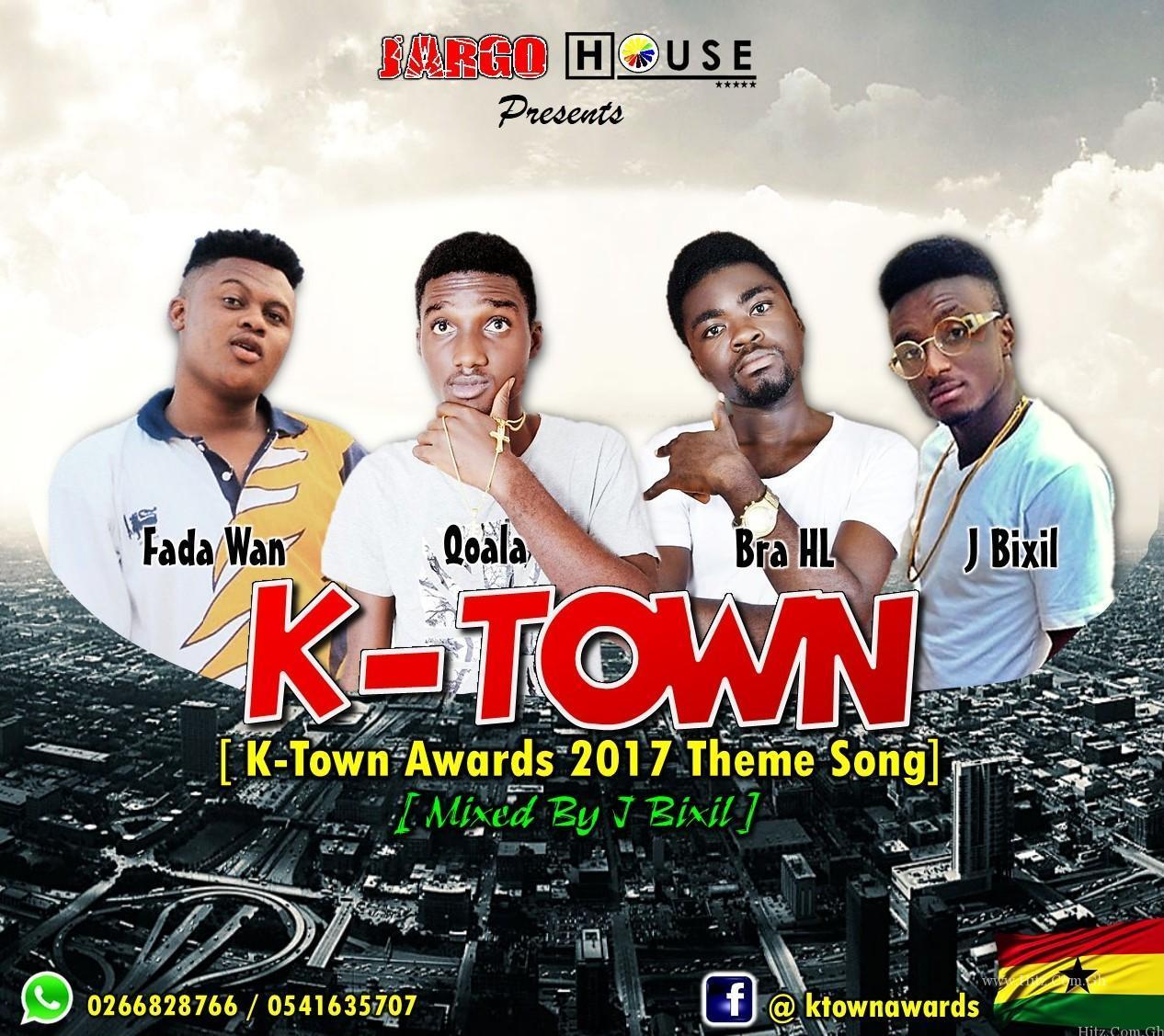 Ktown Cover Art