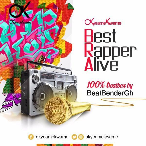 Okyeame Kwame – Best Rapper Alive