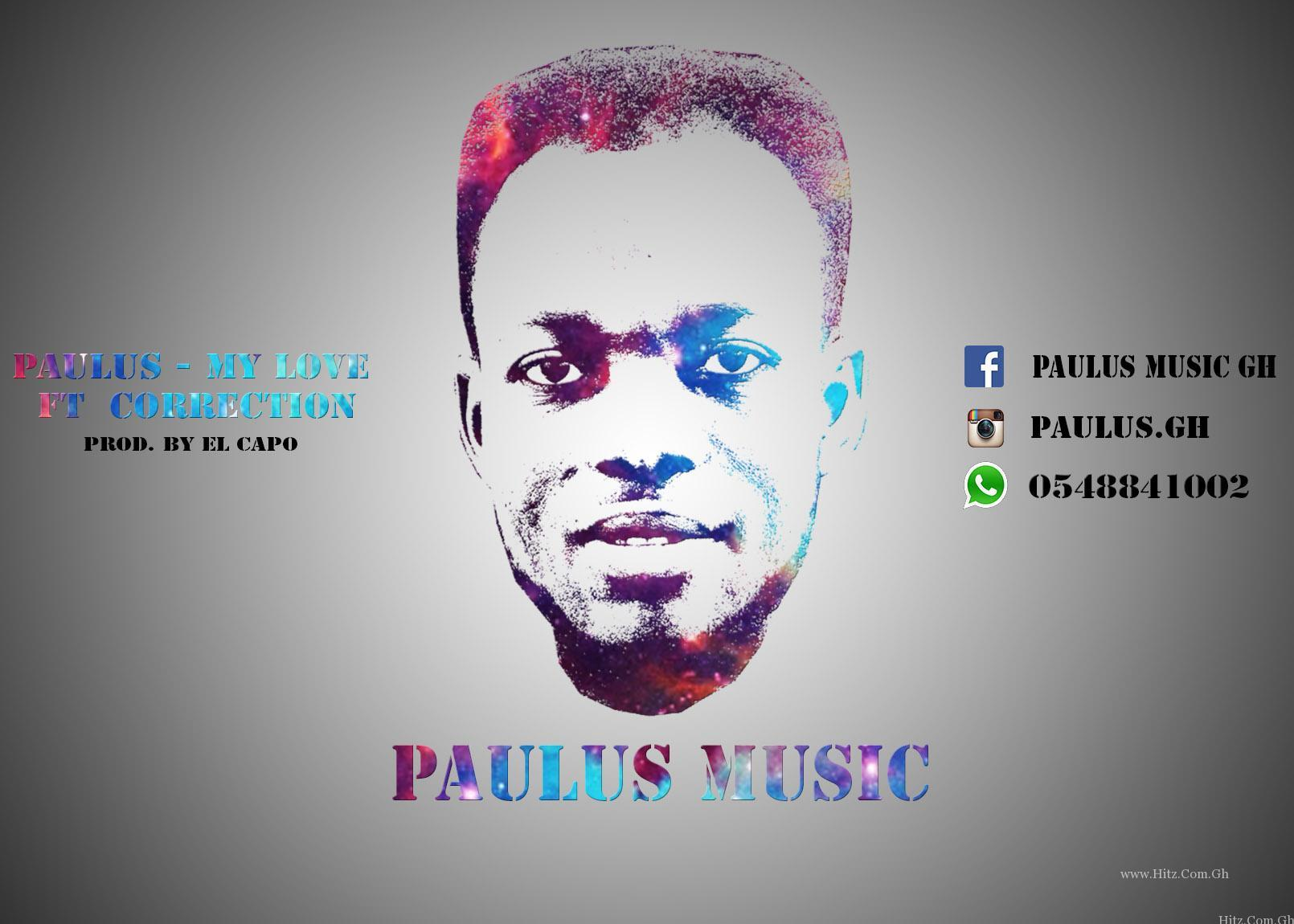 Paulus My Love ft