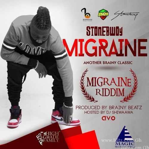 StoneBwoy – Migraine Prod By Brainy Beatz