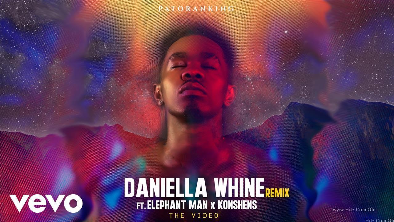 patoranking ft elephant man kons