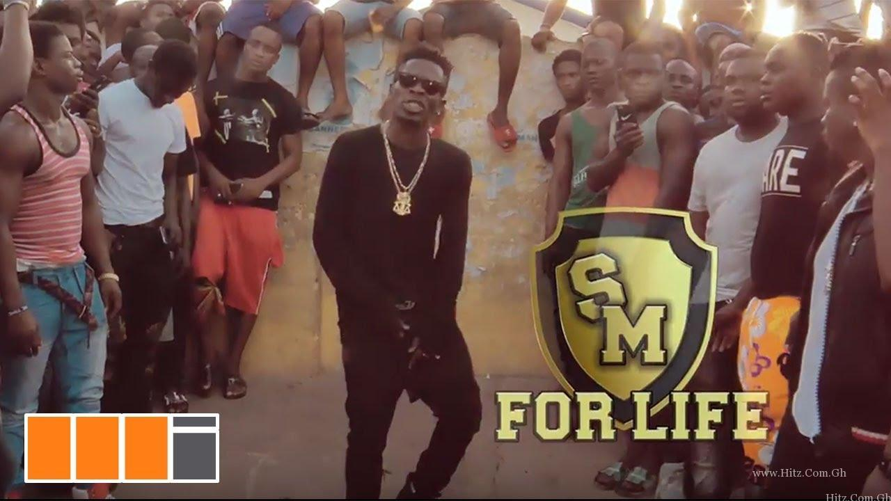shatta wale ayoo official video