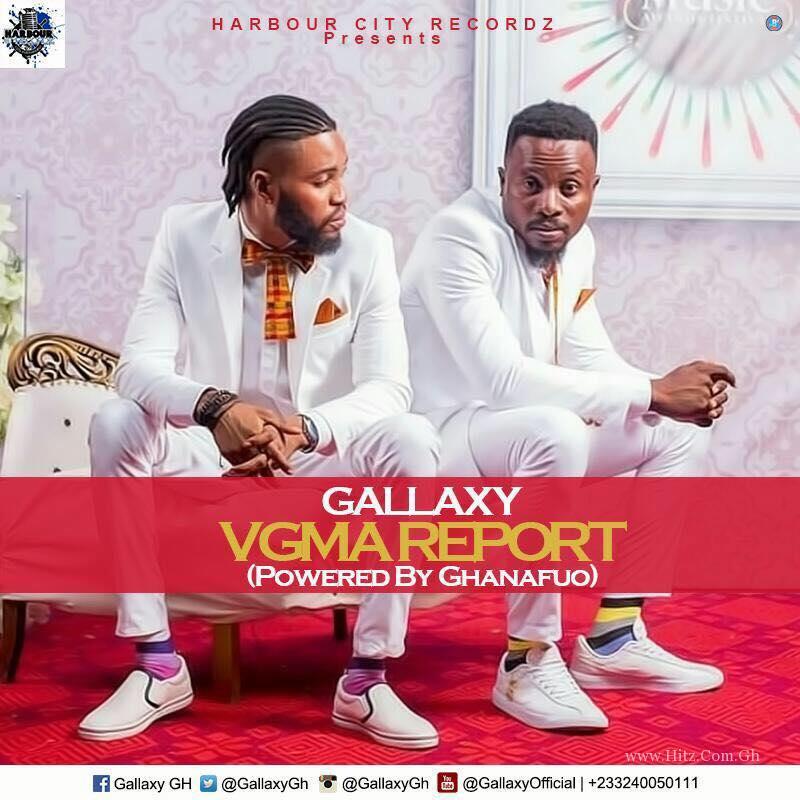 Gallaxy VGMA Report Gbee Nabu Cover