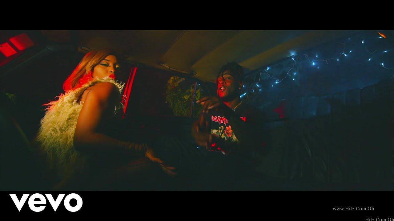 burna boy boshe nlo official vid