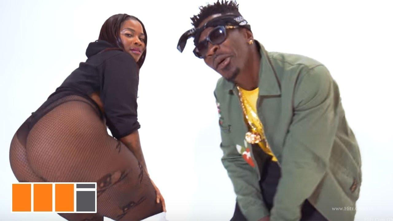 shatta wale bumber official vide