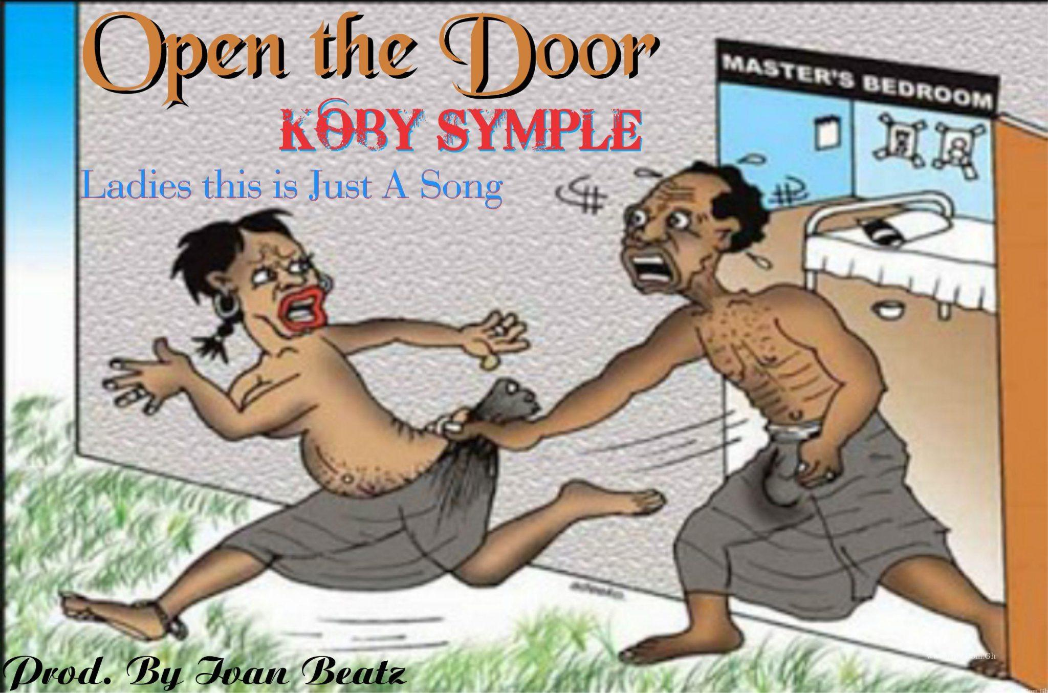 Koby Symple Open The Door prod