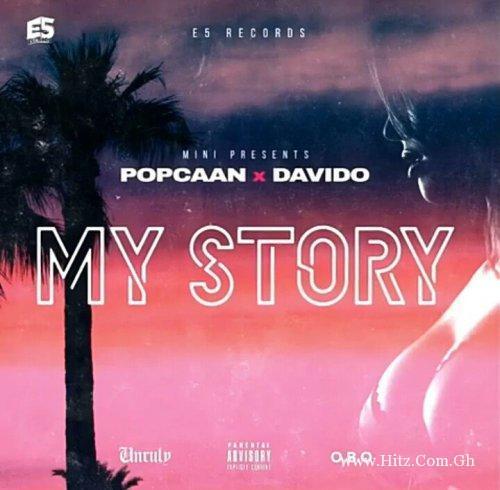 Popcaan Davido – My Story Prod By E Records