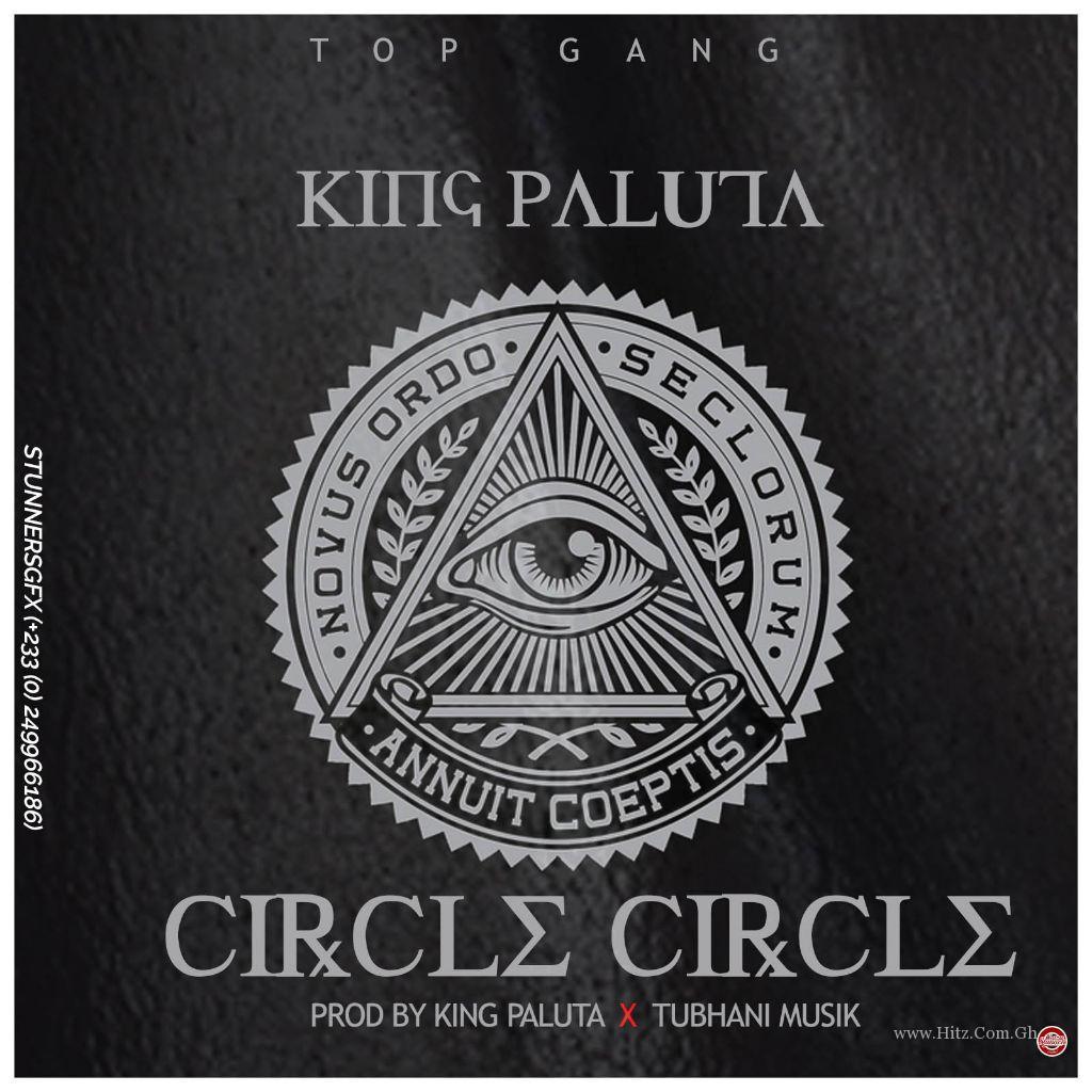King Paluta Circle Circle artwork