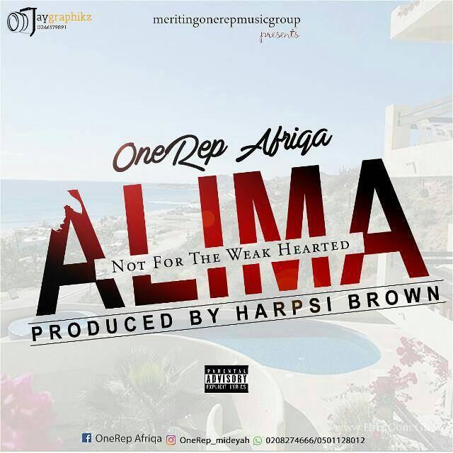 OneRep Afriqa Alima Prod by Harpsi