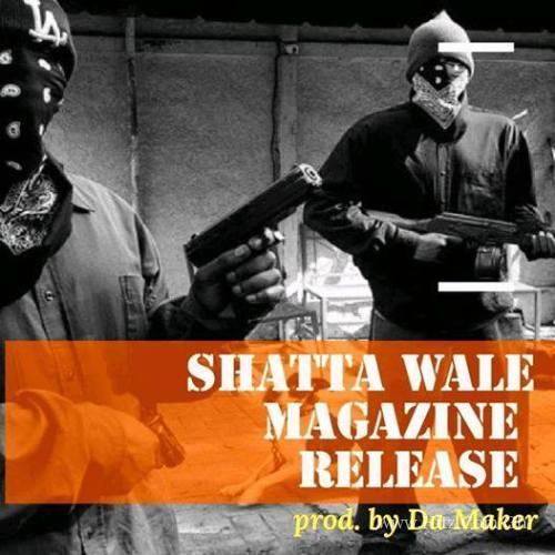 Shatta Wale Magazine Release Prod