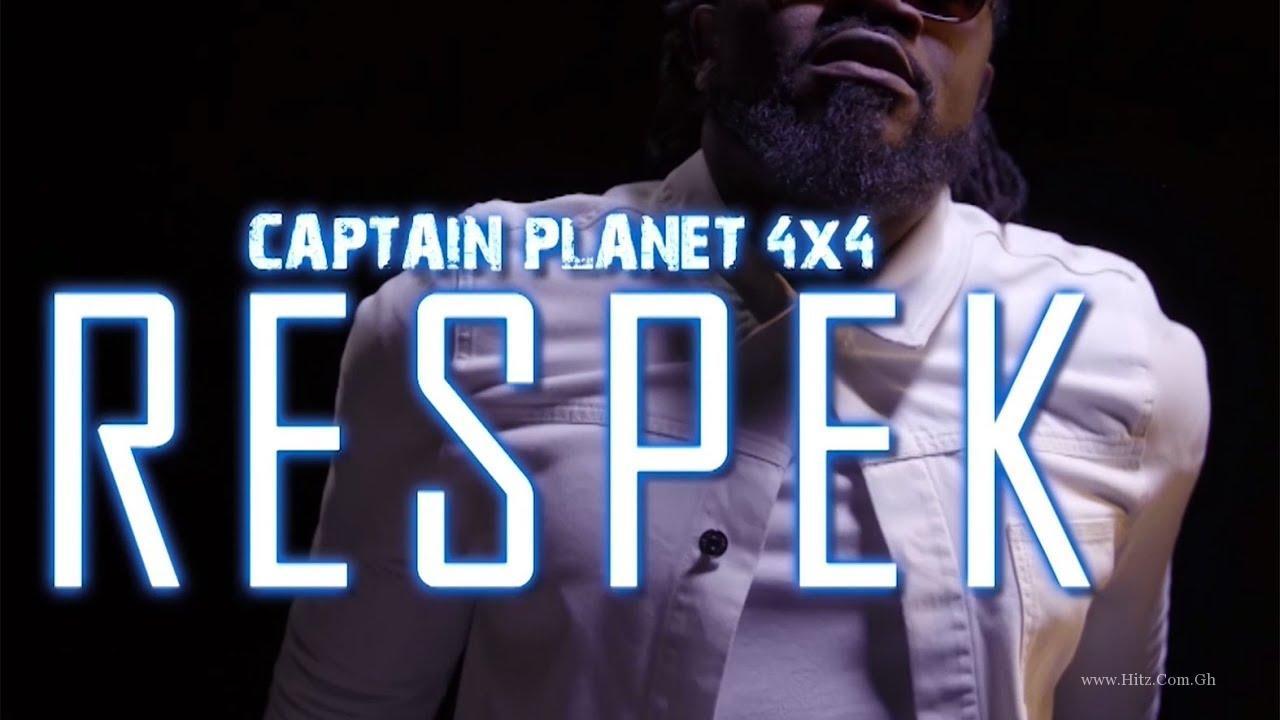captain planet respek offici