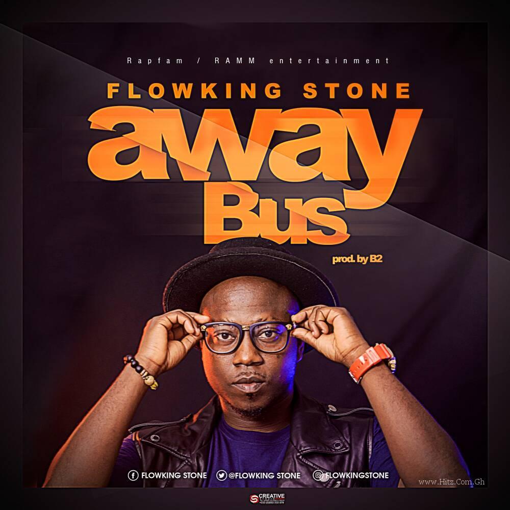 FlowKing Stone Away Bus Prod by B