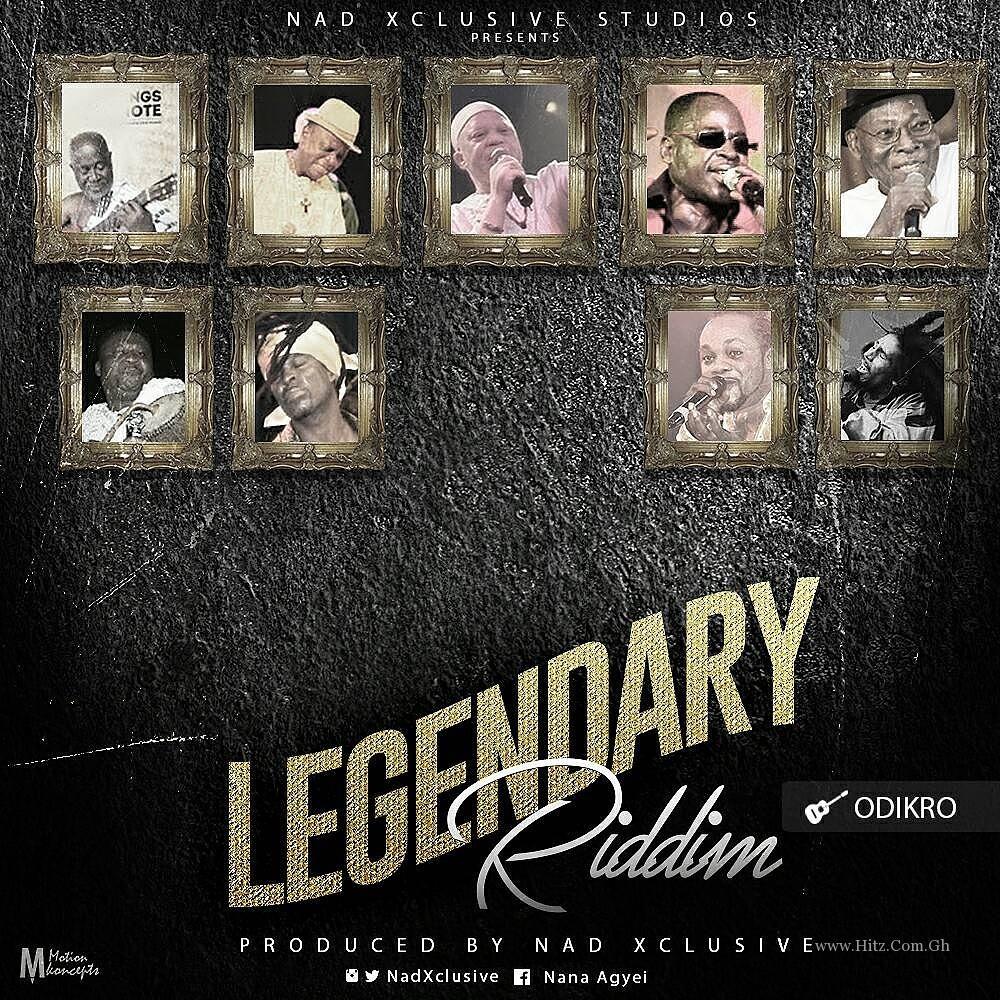 Legendary Riddim Instrumentals Prod by Nad Xclusive