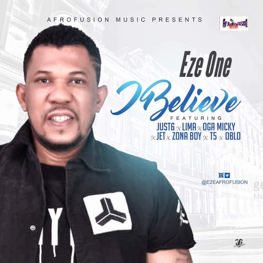 Eze – I Believe Ft