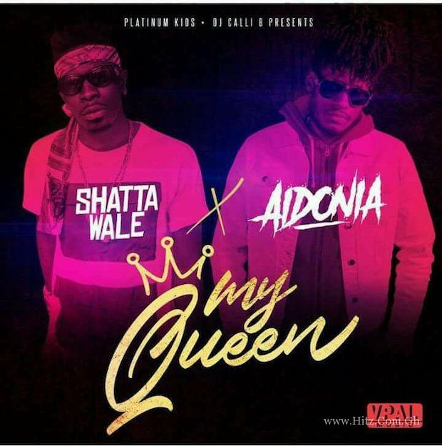 Shatta Wale – My Queen ft