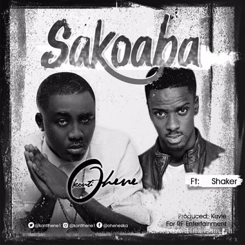 Kontihene feat Shaker – Sakoaba Prod