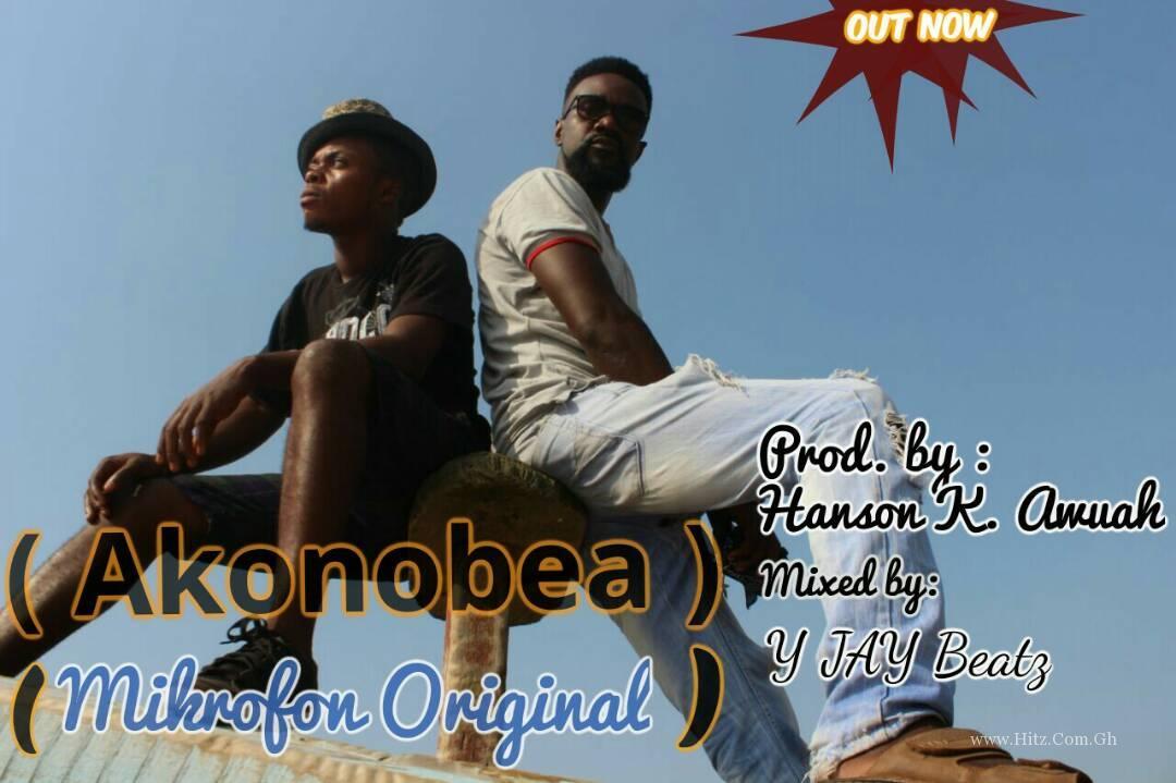Mikrofon Original Akonobea Prod By Y Jay Beatz