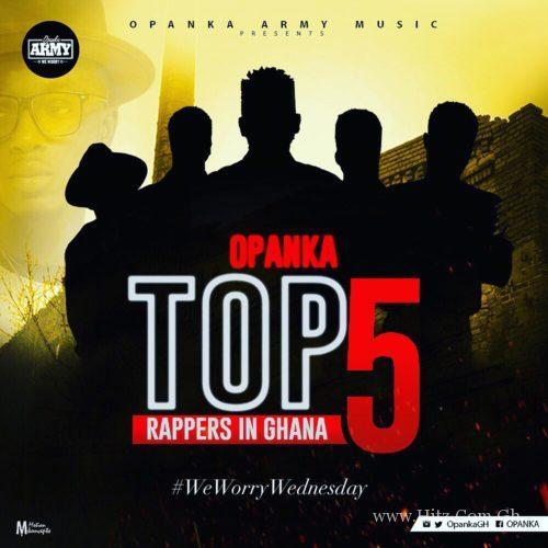 Opanka – Top  Rappers In Ghana Prod