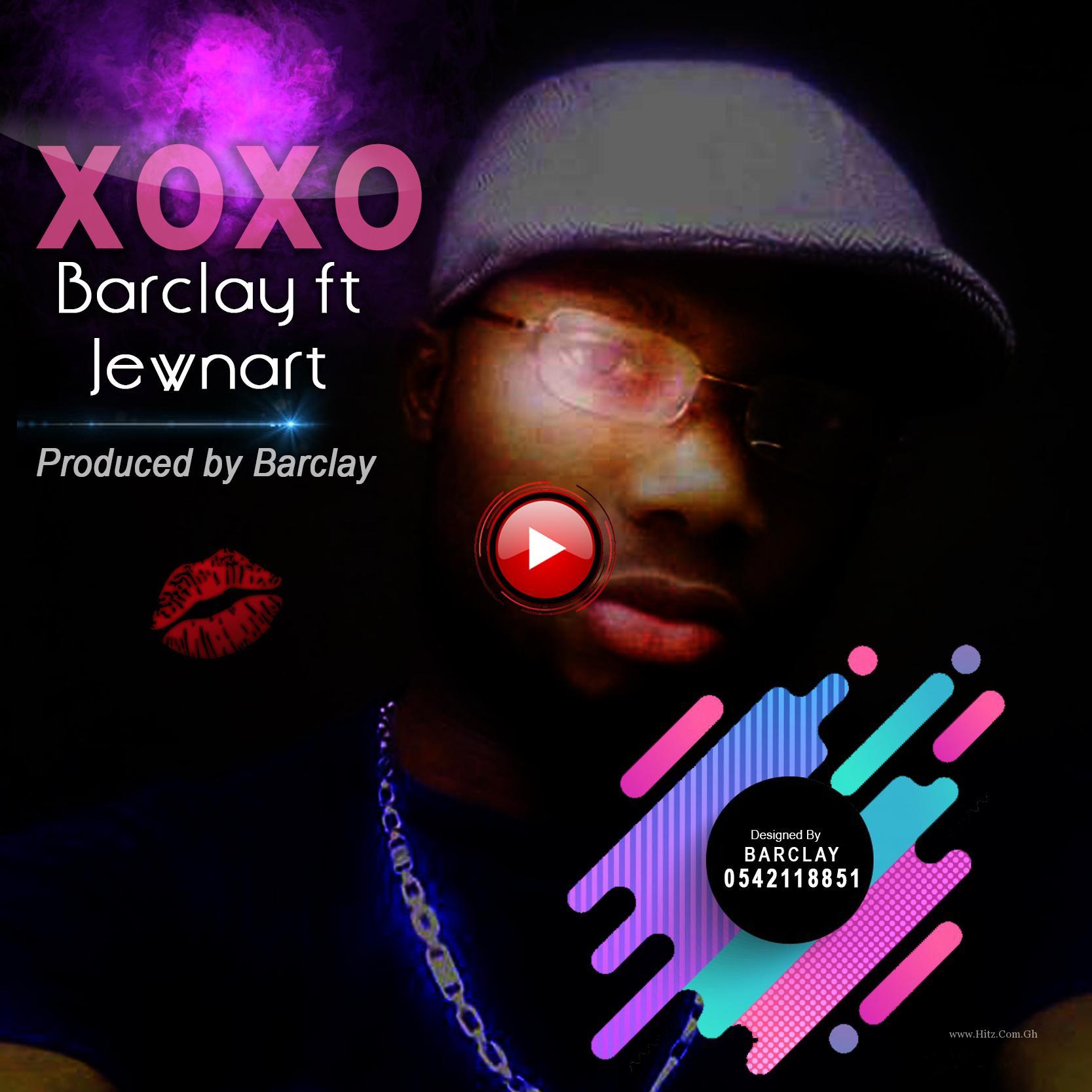 Barclay Jewnart XOXO Prod