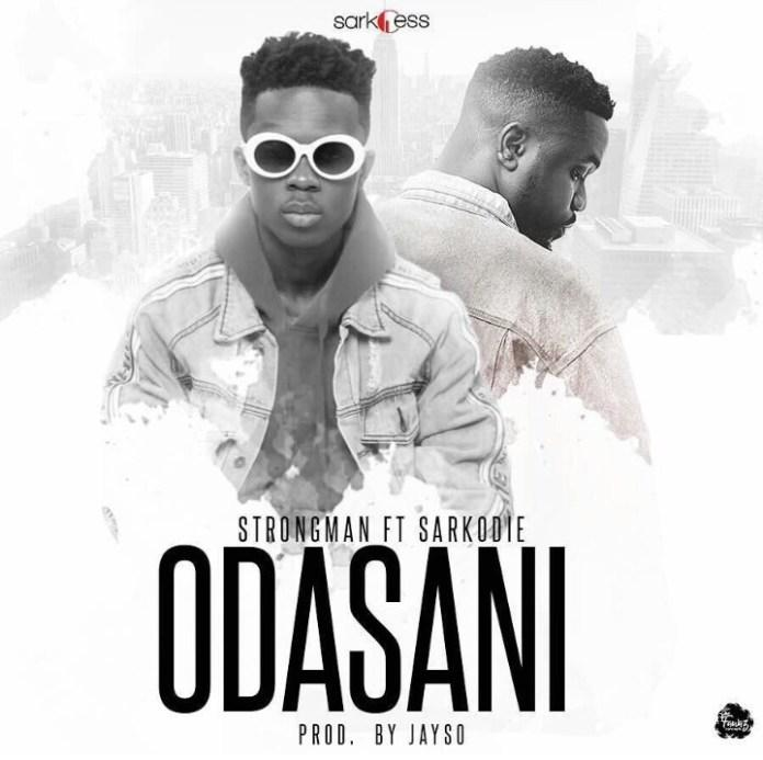 Strongman ft Sarkodie – Odasani Prod by Jayso