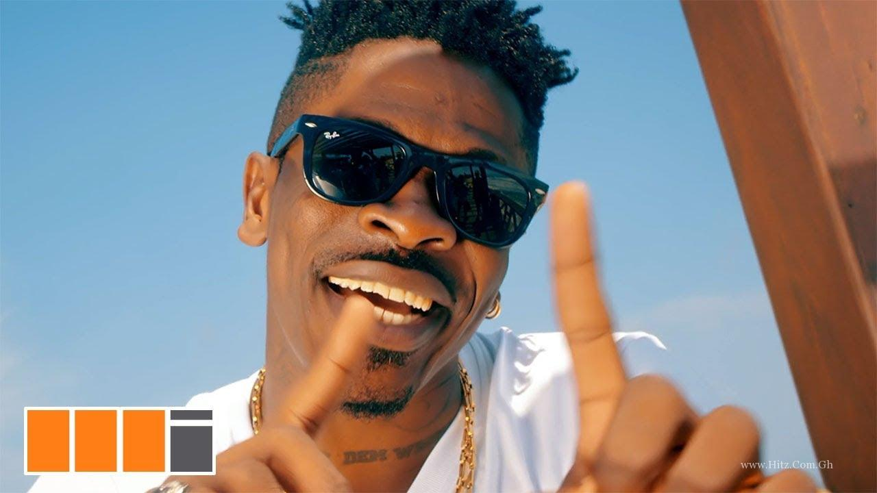 shatta wale life changer officia