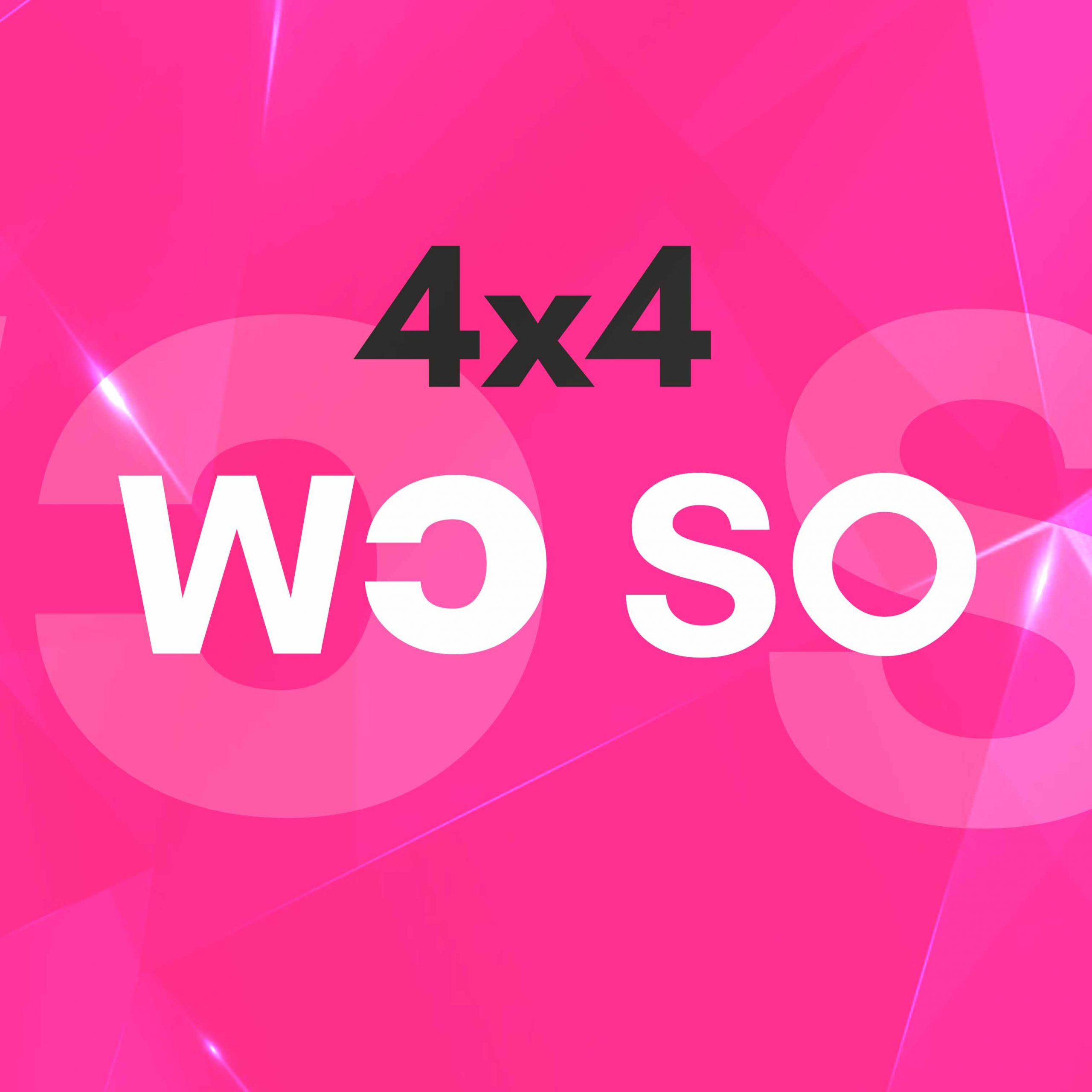 × – Wor So Prod