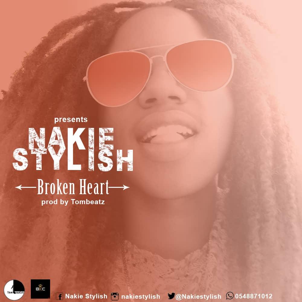 Nakie Stylish Broken Heart Prod by Tombeatz