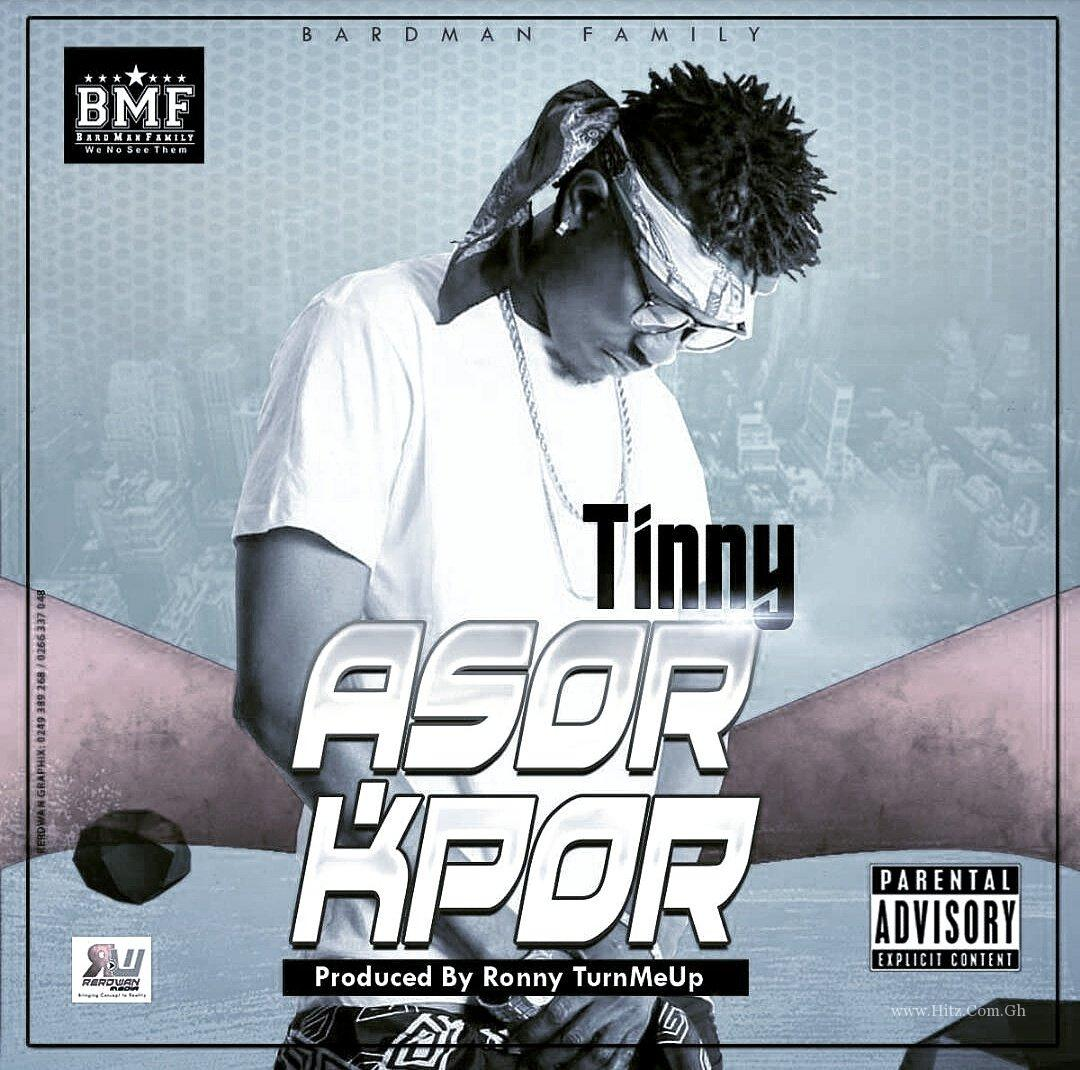 Tinny – Asorkpor Prod By Ronny Turn Me Up