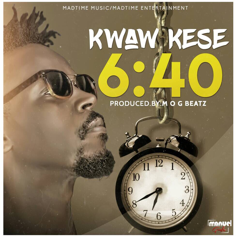 Kwaw Kese –   Prod By MOG Beatz