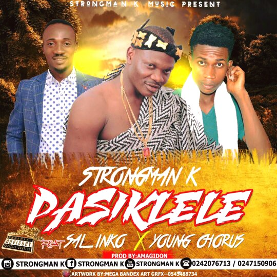 Strongman K Pasiklele ft
