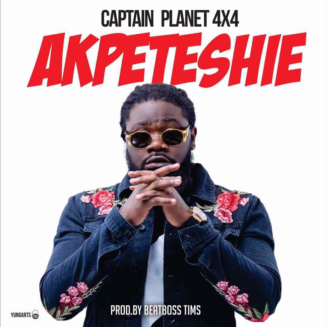 Captain Planet X Akpeteshie Prod By BeatBoss Tims