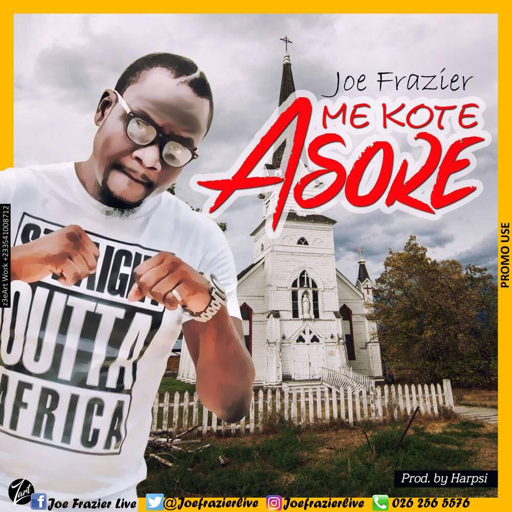 Joe Frazier Me Kote Asore cover