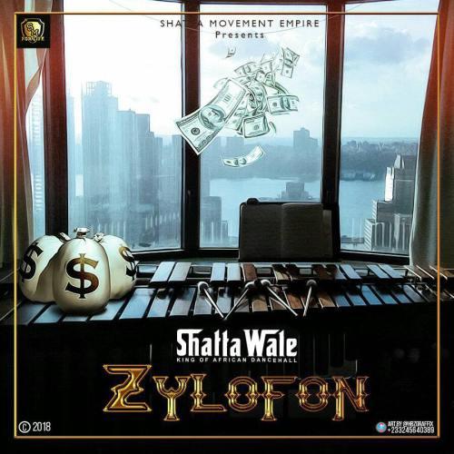 Shatta Wale zylofon