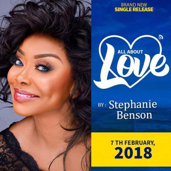 Stephanie Benson All About Love Prod By Martinokeys