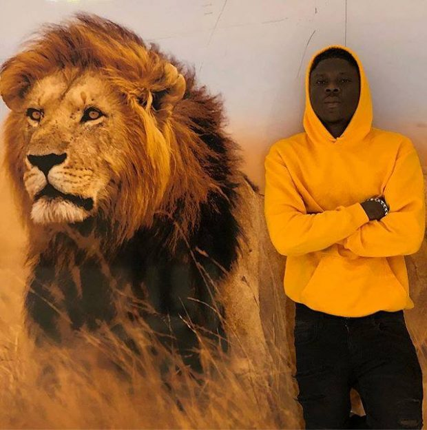 StoneBwoy – In The Streets Dancer Riddim