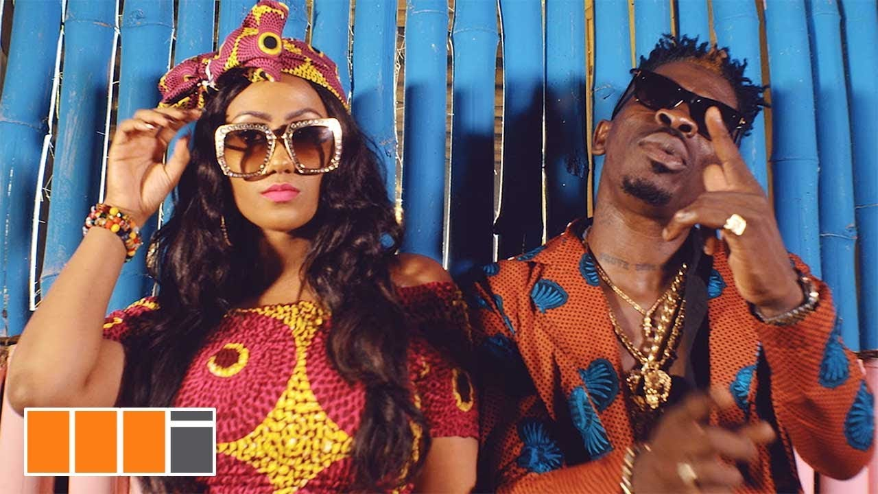 shatta wale bullet proof officia