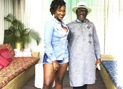 Ebony never told me about her death hunting prophecies – Ebony's father