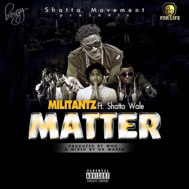 Militants – Matter ft