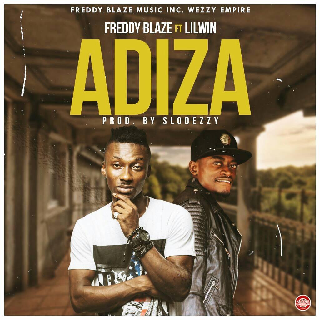 Freddy Blaze Adiza feat