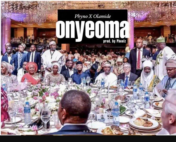 Phyno Olamide – Onyeoma Prod