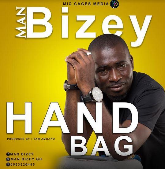 man bizey hand bag