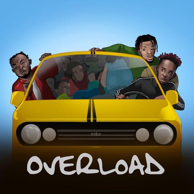 Mr Eazi Overload ft